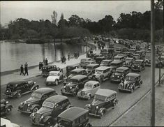 Fotos de Buenos Aires de los años 40