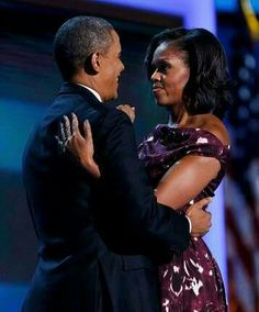 Happy 23rd Anniversary to The Obama's
