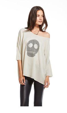 Chaser Brand Skull Hilo Pullover – Tryst
