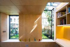 Shadow Shed af Neil Dusheiko Architects