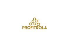 "Popatrz na mój projekt w @Behance: ""Logo for online cakeshop ""Profitrola"""" https://www.behance.net/gallery/48550723/Logo-for-online-cakeshop-Profitrola"