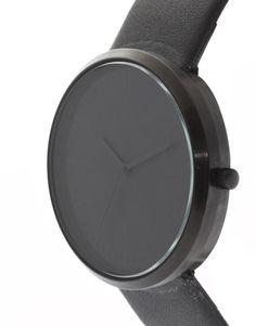 ASOS | ASOS Sleek Monotone Strap Watch at ASOS