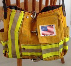 Firefighter Turnout Bags By Niki Rasor Lotsa Pockets Purse 140 00 Http
