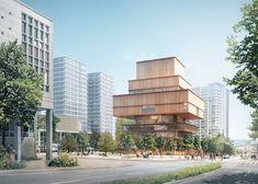Vancouver Art Gallery von Herzog & de Meuron / Tanzende Holzboxen - Architektur und Architekten - News / Meldungen / Nachrichten - BauNetz.de