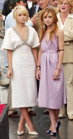 Then and Now: Mary-Kate and Ashley Olsen's Style Transformation - BuzzAura