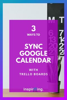 Wouldn't it be nice if you could see your Trello tasks on your Google Calendar? There are a couple options how to do this, and in this article I am diving into 3 popular Trello Power-Ups that will help you with integrating your Trello board's due tasks with Google's Calendar. #Trello #Calendar #Google #Sync #Power-Up Business Tips, Online Business, Business Quotes, Creative Business, Google Calendar, Business Organization, Online Entrepreneur, Time Management, Project Management