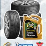 Quaker State Contest  Win Oil Changes & Tires