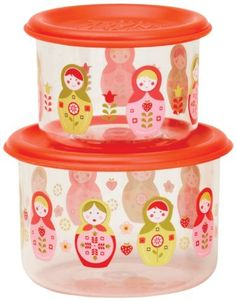 Sugarbooger 2 Count Good Lunch Snack Container, Matryoshka Doll by SugarBooger, http://www.amazon.com/dp/B00BHW7KD0/ref=cm_sw_r_pi_dp_Zh33rb1Q8A922