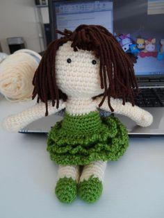 Cómo hacer un hada en crochet - IMujer