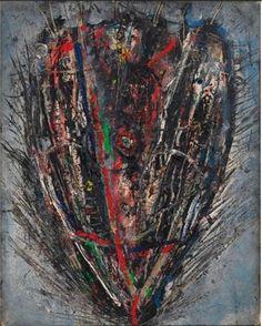 La flamme, 1947  Wols