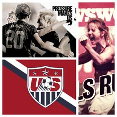 Can't get enough of the USWNT!