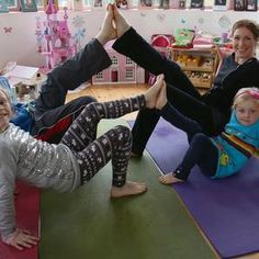Yoga emotionally empowers kids and gives them confidence along with other added benefits!