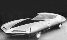 Pontiac Cirrus Concept – 1969.