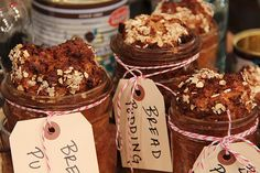 Brunch Bread Pudding in a Jar http://www.cbc.ca/stevenandchris/2012/01/brunch-bread-pudding-in-a-jar.html