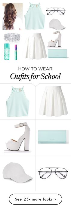 """""""~ She was only young.. ~"""" by lennonbr on Polyvore featuring Boutique Moschino, Paul Smith, Graff and tarte"""