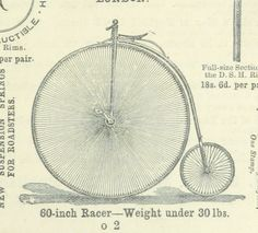 Image taken from page 207 of 'The Bicycle Road Book: compiled for the use of bicyclists and pedestrians. Being a ... guide to the roads of England, Scotland, and Wales, etc' | da The British Library