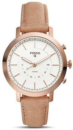 Fossil Q Neely Hybrid Smartwatch, 36mm Orologio Per Il Fitness, Gioielli  Per Donne, edda9f5c08