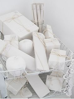 A Gift Wrapped Life - Gifting Tips, Advice and Inspiration: Search results for White