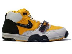 "2007 Nike Air Trainer 1 ""Tech Pack Yellow"""