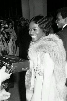 Cicely Tyson 1973 Academy Awards