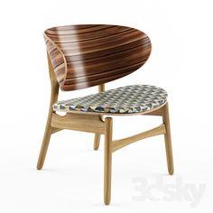3d models: Chair - Getama Venus