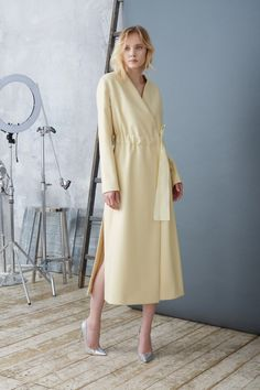 long sleeve linen dresses for spring Fashion Details, Love Fashion, Trendy Fashion, Girl Fashion, Womens Fashion, Fashion Design, Dress For Summer, Summer Dresses, Fashion Vestidos