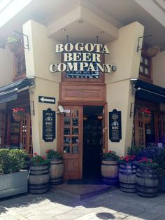 The Sights and Sounds of Zona G in Bogota Colombia South America, Gastro Pubs, Beer Company, Colombia Travel, Cities, Sight & Sound, Best Beer, Adventure Is Out There, Night Life
