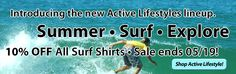 Our Surf Sale is up but the deal is still hot!    duckco.com/active-lifestyle