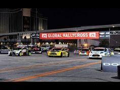 Red Bull Global RallyCross 2015 - Seattle, Dirtfish Rally School