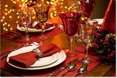 Christmas ~  Tablescape