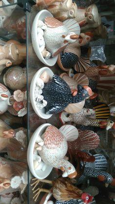 Arte no mercado municipal de Montes Claros