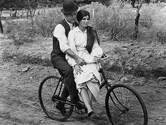 classic bicycle photo from butch cassidy and the sundance kid