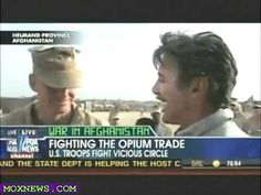 U.S. SoThis gesture from the US government was a departure from the Obama administration's policy of zero tolerance to negotiations with terrorists and releasing prisoners; thus, in preparation for talks with Afghan officials, the US state department redefined the Taliban as an organization that is no longer included in the US enemy list.ldiers Grow Opium/Heroin Poppy in Afghanistan!