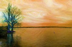 Winterimpressionen 4b Painting, Art, Art Background, Painting Art, Kunst, Paintings, Performing Arts, Painted Canvas, Drawings