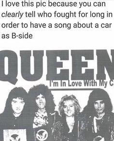 Queen, And BoRhap Movie Memes - I'm just a musical prostitute, my dear Die Queen, I Am A Queen, Movie Memes, Funny Memes, Hilarious, John Deacon, Brian May, Rainha Do Rock, Music Rock