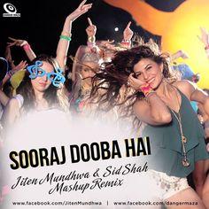 Roy - Sooraj Dooba Hai ( Jiten Mundhwa & Sid Shah ) Mashup - http://www.djsmuzik.com/roy-sooraj-dooba-hai-jiten-mundhwa-sid-shah-mashup/