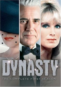 Dynasty - great 80s excess TV; and I never missed an episode if I could help it ...