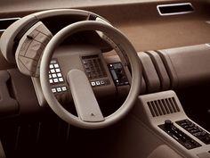 Citroen interior design madness