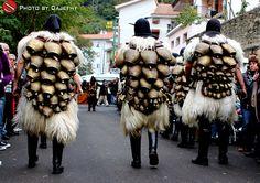 Mamutones Aritzo Sardegna
