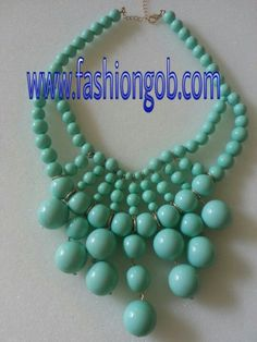 Love chunky jewelry...DIY and save. Check out our selection of beads and save. Visit www.fizzypops.com