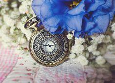 #PocketWatch #Clock #Fairytale #Romantic #Time