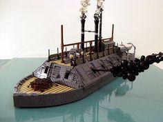USS Cairo: Smoking Gunship