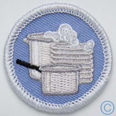 Drudgery Merit Badge