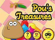 Un divertido nuevo juego de Pou  en donde tendrás que usar tus habilidades para recoger los maravill...