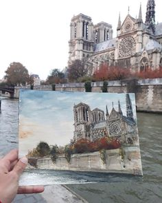 France - @jc_figuera - Tag #atraveldiary and indicate the country where you created your sketch. And maybe you get to be featured • • • • • • Repost from @jc_figuera - #cathedralenotredame #art #notredame#notredamecathedral #laseine #sketch#urbansketchers #urbansketch #Paris#arquitectura #architecture #croquis#watercolour #watercolor #aquarelle#acuarela #akvarell #drawing #painting#illustration #arqsketch #archisketcher#arch_more #locationdrawing#pleinairpainting #uskparis…