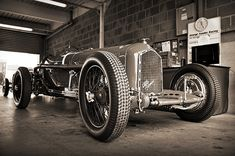 Anthony Smith's 1934 Alfa Romeo Tipo B P3 Monoposto No.1 - 2013 Donington Historic Festival