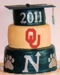 Graduation- Graduation Cake