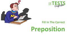 - 15 otázek - 7 minut Víte, že všechny testy jsou zdarma? English Test Online, Prepositions, Sentences, Family Guy, Frases, Griffins