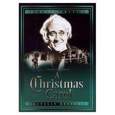A Christmas Carol - Emerald Edition, my favorite Christmas Carol movie.