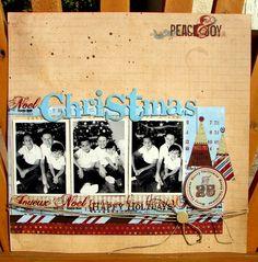 Christmas - Scrapbook.com